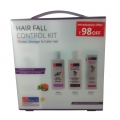 Dr Batra's Hair Fall Control Kit